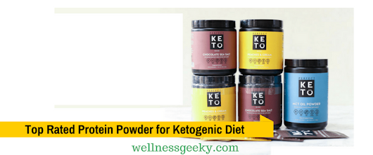 3 Best Protein Powders for Keto & Low-Carb Ketogenic Shakes