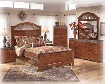 B105 Queen Bedroom Set Signature Design By Ashley Furniture