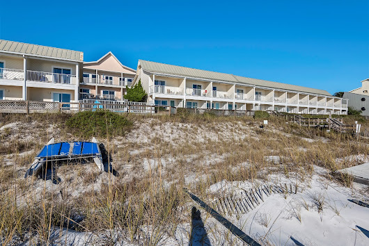 Destin's Sparkling Waters - The Sea Oats Motel Beachfront Accommodations