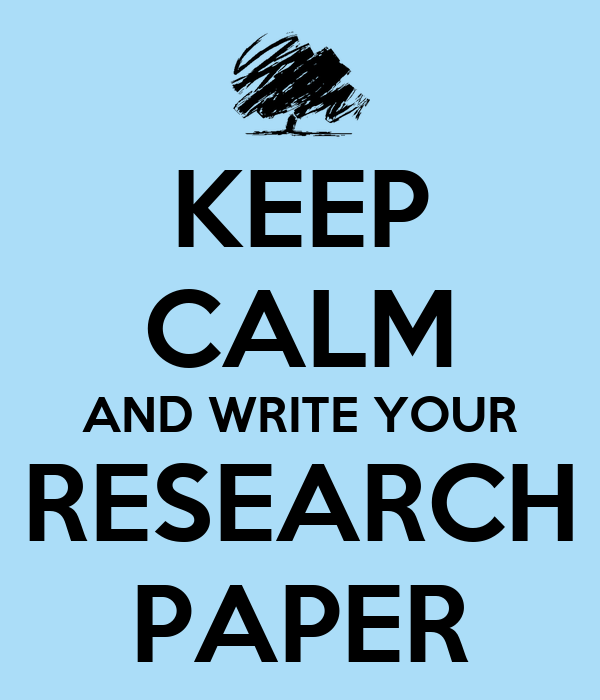 keep calm and write your essay