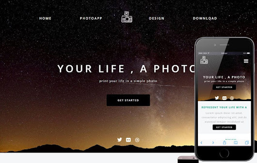 Photo Time a Photographer Portfolio Flat Bootstrap Responsive Web Template by w3layouts
