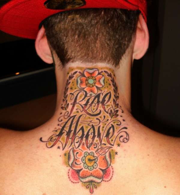 40 Cool And Dope Neck Tattoos Ideas 2017 Tattoo Collection