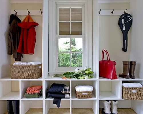 Craftsman Green Renovation contemporary entry