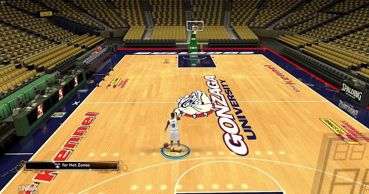 Jack Beach Gonzaga Bulldogs Final Four Basketball Jersey - Blue