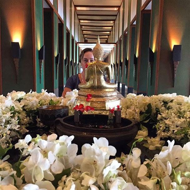 Cissa Guimarães em Bangkok, Tailândia (Foto: Reprodução/Instagram)