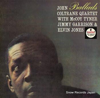 COLTRANE, JOHN ballads