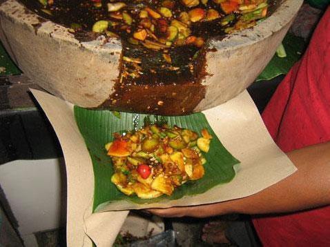 Rujak Aceh Samalanga aceh