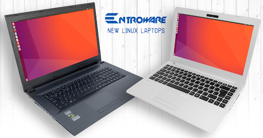 2 New Linux Laptops Unveiled by Entroware