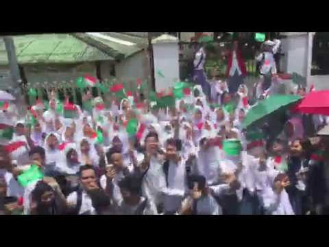 Grand welcome for King Salman in Jakarta - YouTube