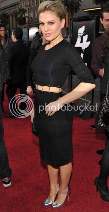 Anna Paquin at Scream 4 Premiere