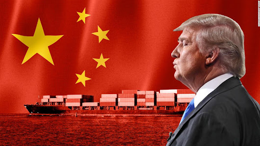 Trump's trade war with China is about to get a whole lot bigger - CNNPolitics