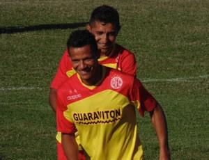 Adriano Pardal América-RN (Foto: Carlos Cruz/GloboEsporte.com)