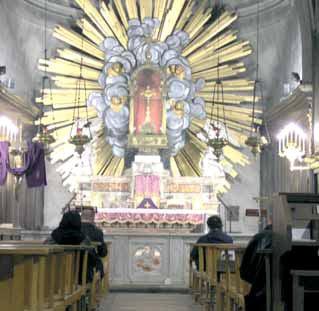 Capilla del Milagro Eucarístico de Avignon