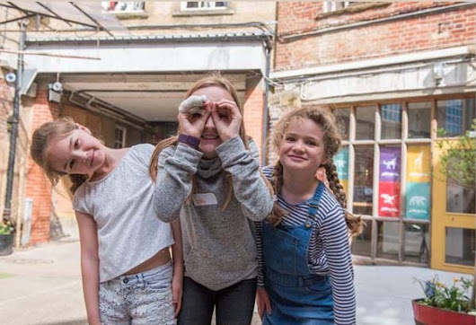 Top 5 things to do with kids in Oxford this summer