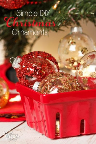 The Real Thing With The Coake Family Christmas-Crafts-for-Kids