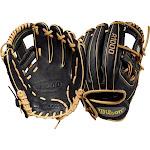 """Wilson A1000 Series DP15 Pedroia Fit 11.5"""" Baseball Glove WTA1019DP15-R"""