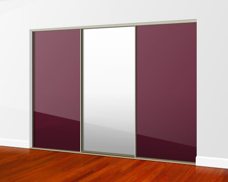 Amazing Two Colour Combination Of Wardrobe Design My Web Value