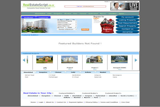 Real estate regular version- Narjis Enterprise