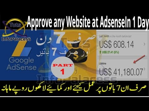 How to Implements Adsense Ads in Website to earn Money Online