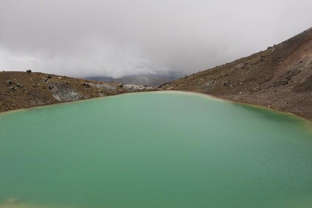 Emerald Lake, Mt. Tongariro