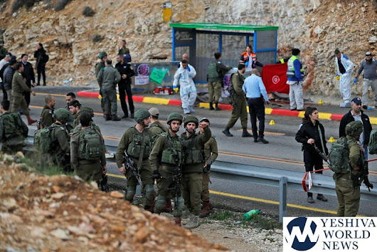 "The IDF Wraps Up 2018 With Fewer Casualties B""H 