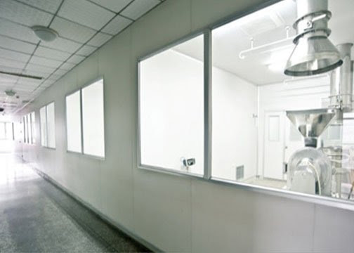 Cleanrooms | Teamcrminc