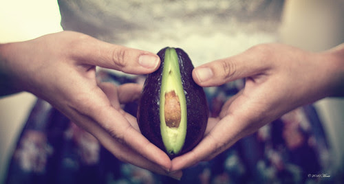 365 141 Happiness is a Ripe Avocado by Miss Minie ♥ :Process Of Illumination: