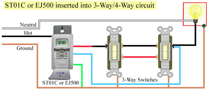 31 Intermatic St01 Wiring Diagram