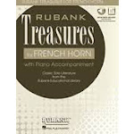 Rubank Treasures for French Horn: Book with Online Audio (stream or download)