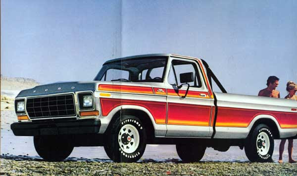 Ford F150 F250 F350 Pickup Truck Reference Pictures