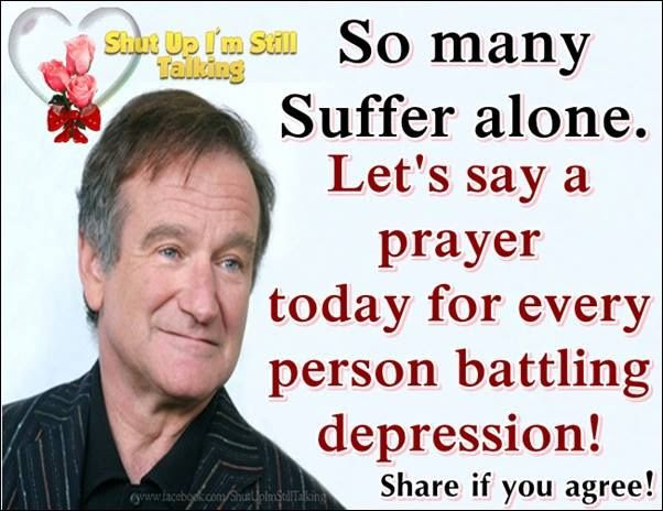 So Many Suffer Alone Lets Say A Prayer For Those Suffering ...