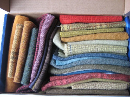 treasure chest of wool