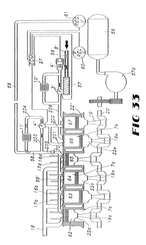 Patent US8215292 - Internal combustion engine and working