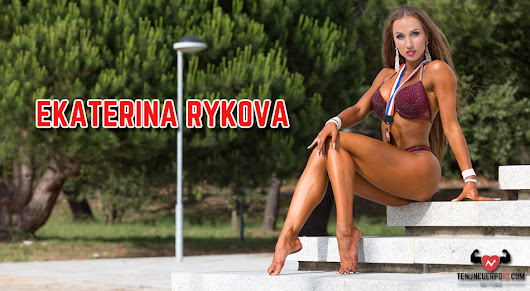 Ekaterina Rykova: Ekareryna Rykova: Don't be afraid to compete with the strongest, NO ONE IS INVINCIBLE | Ten un cuerpo 10