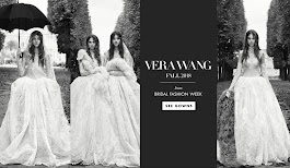 Edgy and Ethereal Dresses from Vera Wang Fall 2018
