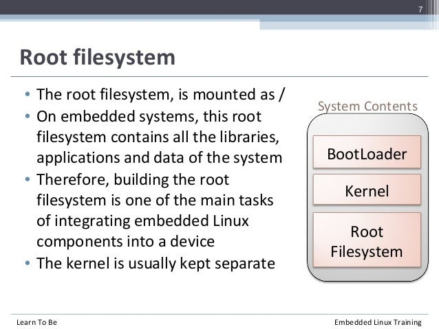 Mastering Embedded Linux Programming: Building a Root