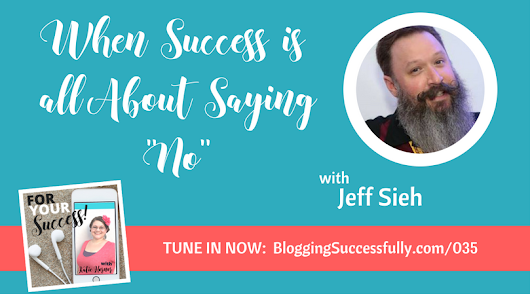 "FYS 035: When Success is All About Saying ""No"""