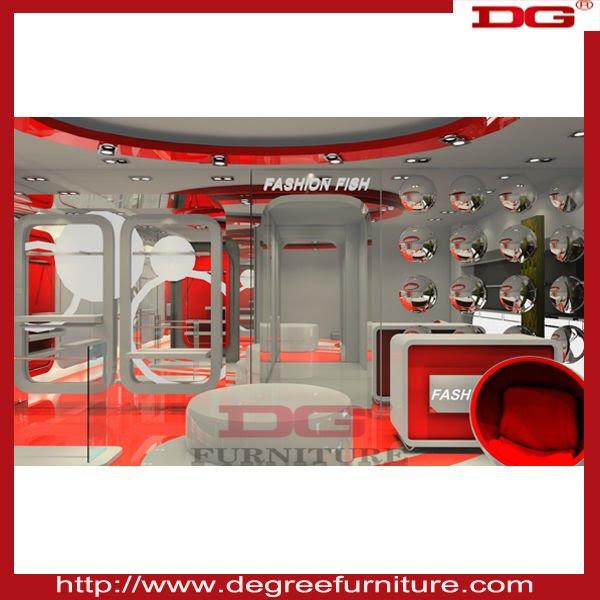 Children Clothing Shop Interior Design Showroom Interior Design ...