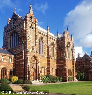 Oxford University joined Cambridge as one of the two non-American institutions in the top ten