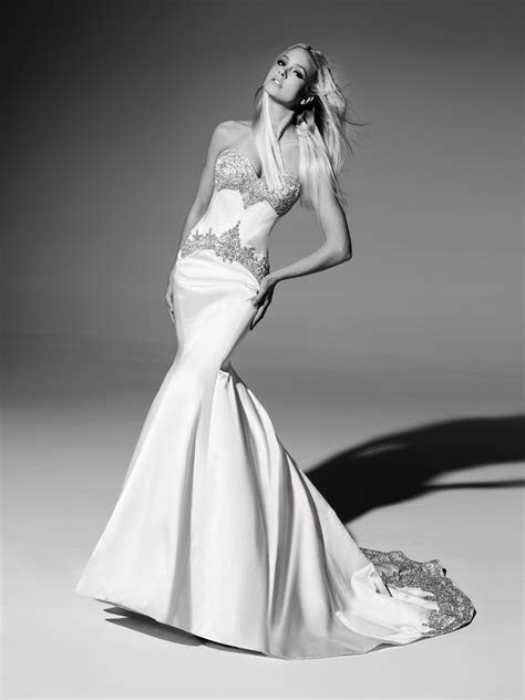 Sexy Victor Harper Wedding Dresses Couture Collection