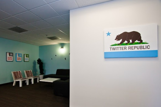 Twitter Is Growing And So Is Its Office - Home Designing