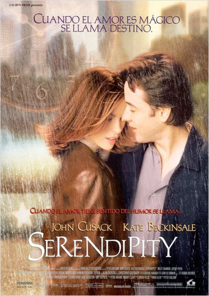 Las Mejores Frases De Amor De La Pelicula Serendipity Buscar