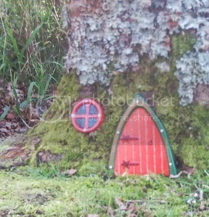 Arched Gnome Home