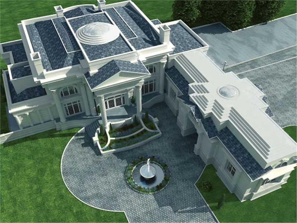 Large images for House  Plan  106 1179