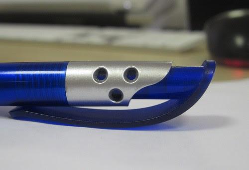 scaredy pen