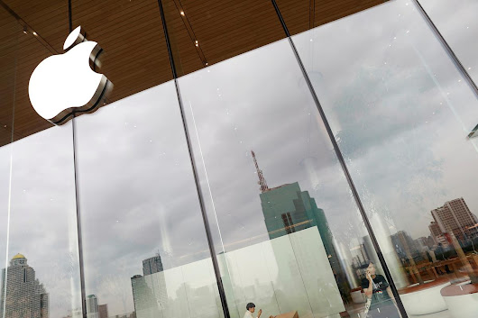Prominent managers loaded up on Apple before recent tumble