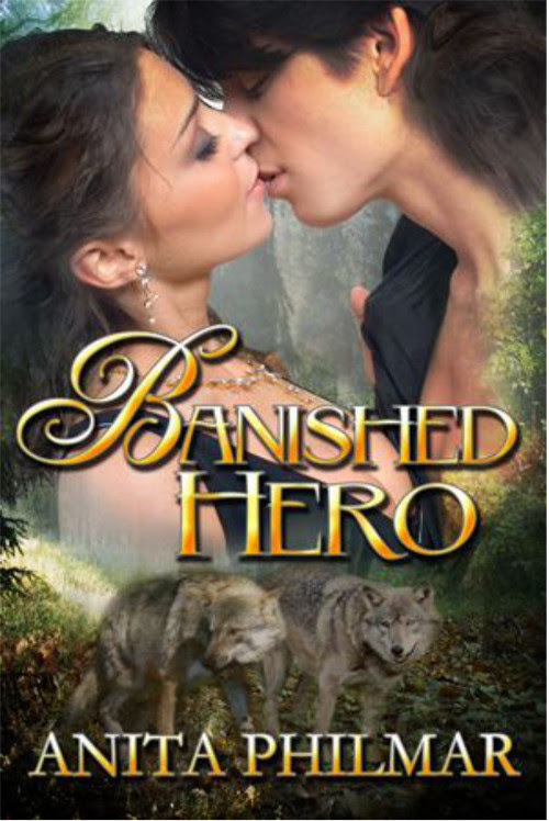 Book Feature – Banished Hero by Anita Philmar
