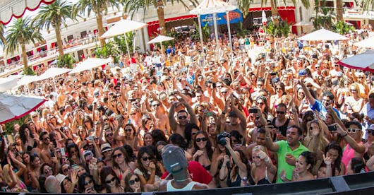 When Do Vegas Pool Parties Open? | Vegas Pool Parties