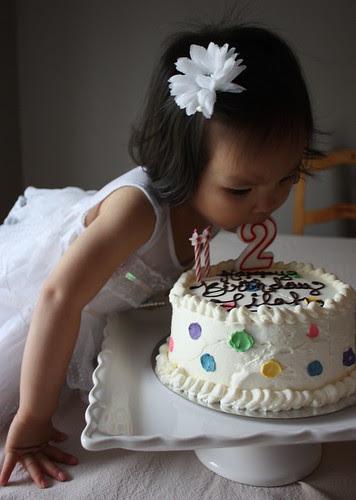 birthday girl - cake