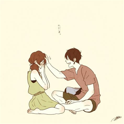 anime couples manga